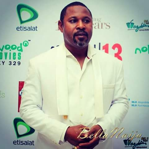 AHBEA 2016 Nominee, Saheed Balogun, Icon Award Category