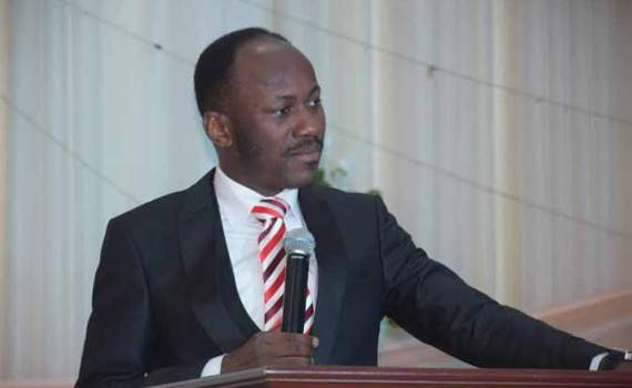 Muslim Girl Claims AIT Staff To Blackmail Apostle Johnson Suleman Church