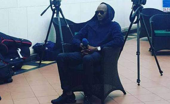 2FACE'S RWANDA CONCERT EXPERIENCED LOW TURNOUT