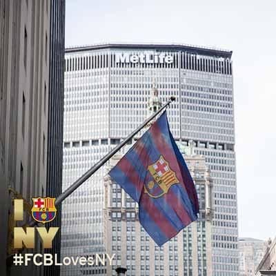 Ronaldinho, Villa, Stoichkov speak on FC Barcelona in New York