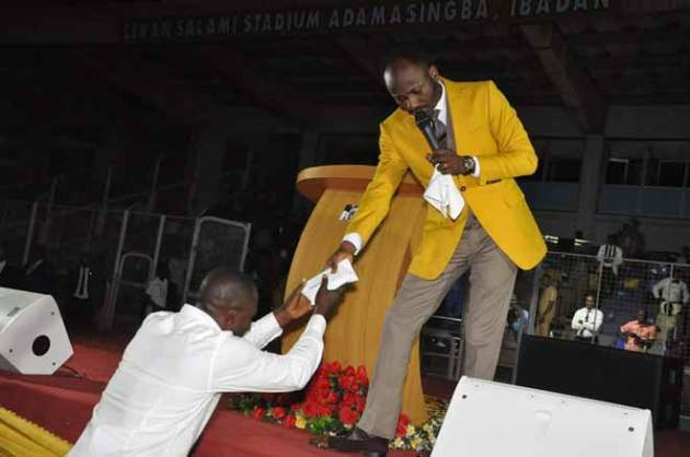 5 Sure Ways To Grow A Ministry, by Apostle Johnson Suleman