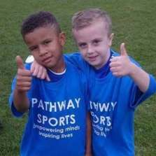 PATHWAY SPORT RECEIVES COMMUNITY AWARD FOR SPORTS DEVELOPMENT