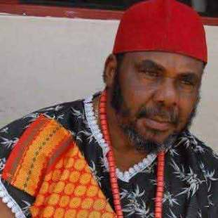 PETE EDOCHIE KISSES FOR THE FIRST TIME, IN A MOVIE