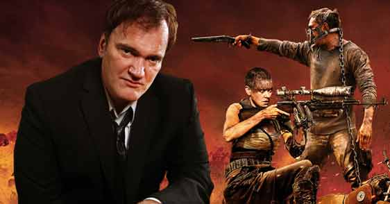 See why Quentin Tarantino is perfect for deadpool 2