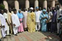PHOTO NEWS: TAMPAN TOP EXECUTIVES VISITS, EMIR OF ILORIN