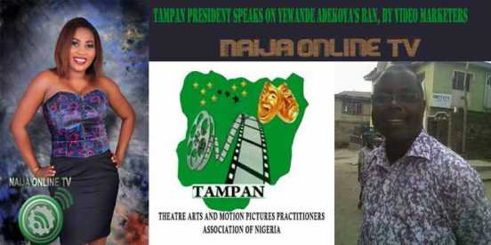 TAMPAN PRESIDENT SPEAKS ON YEWANDE ADEKOYA'S BAN, BY VIDEO MARKETERS