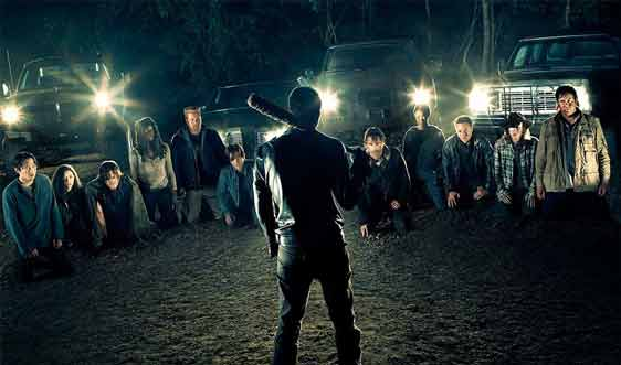 Steven Yeun talks Walking Dead 7, Abraham Ford, Glenn Rhee