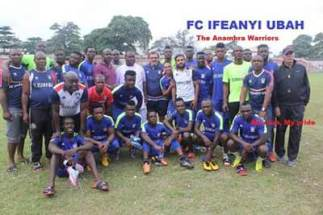 IFEANYI UBAH FC APPOINTS NEW HEAD COACH