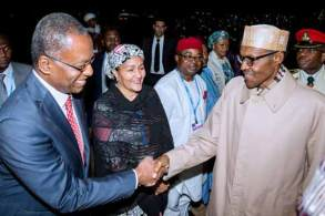 PRESIDENT BUHARI: NIGERIA WILL BE ONE OF THE WORLD'S BEST EXAMPLES IN EMISSIONS REDUCTION