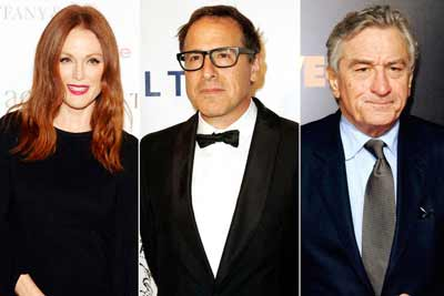 Robert De Niro, Julianne Moore to star in new Amazon TV show deal