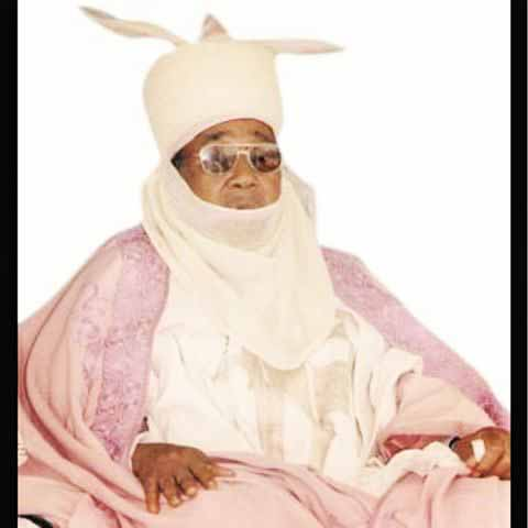PRESIDENT MUHAMMADU BUHARI CONGRATULATES EMIR OF RINGIM ON HIS SILVER JUBILEE