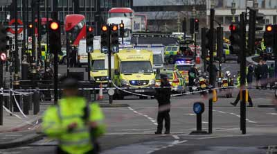 UK parliament 'terrorist incident' What we know so far