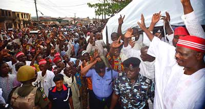 KWANKWANSO, AREGBESOLA RESTORE PEACE, BACK IN ILE IFE AND ITS ENVIRONS