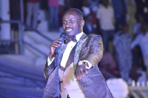 """Apostle Suleman Urges Christians: """"Be Of Good Heart, Pray For Buhari And Nigeria"""""""