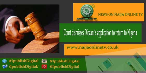 Court dismisses Diezani's application to return to Nigeria
