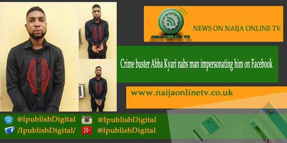 Crime buster Abba Kyari nabs man impersonating him on Facebook