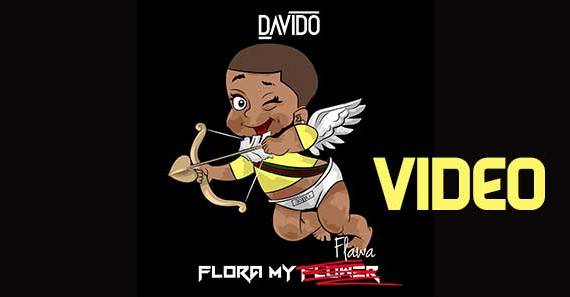 Davido drops new single 'Flora My Flawa' for Valentine season