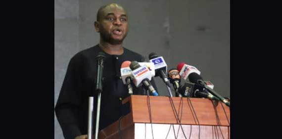 Prof. Kingsley Moghalu declares for 2019 presidency