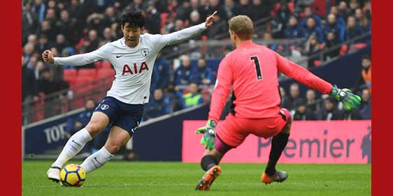 Heung-min Son secures Tottenham routine win against Huddersfield
