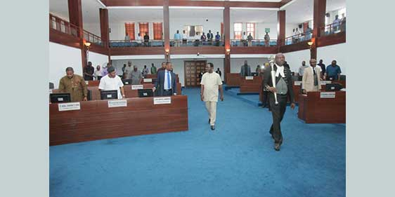 Rivers Assembly Approves 9, Rejects 6 Amendments - Constitution Review