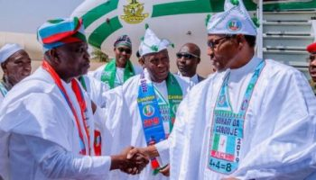Buhari - My govt's duty is to jail looters