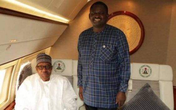 Things That Pertain To Our Peace By Femi Adesina