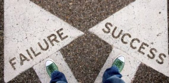 Failure, A Path To Success And Effective Growth