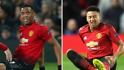 Injury Woes For Manchester United