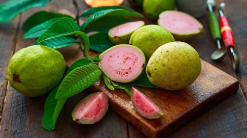 The Mighty Medical composition of Guava - Health