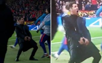 """Athletico boss reminds fans that his team has """"cojones"""""""