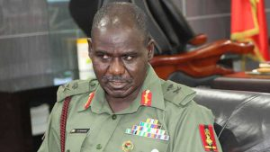 Army acted according to buratai's orders