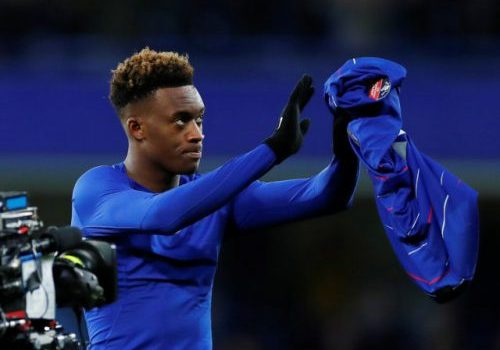 Sarri: Hudson-Odoi a great player but too much pressure on teenager 'dangerous'
