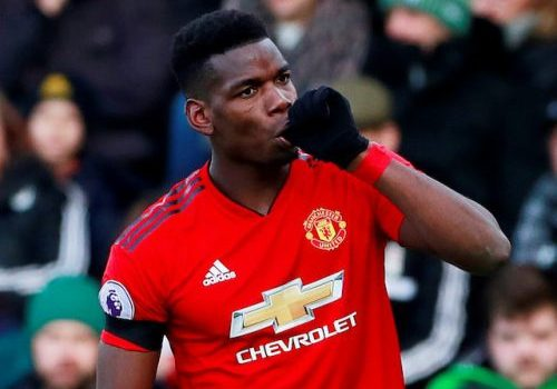 Paul Pogba 'has no plans to leave Manchester United'