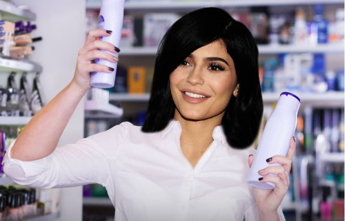 Kylie Jenner: I'm taking over the hair Industry, Shampoos, Gels, Dryers...