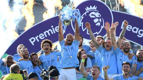 Now it's official: Pep's relentless Man City the greatest Premier League team in history
