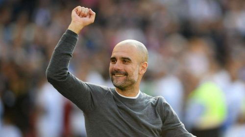 'Big competitors are never satisfied' - Guardiola challenges champions City to make history with treble