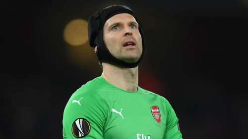 'My sole focus is on the Europa League final' - Cech denies reports of Chelsea role