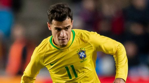 'I have not had a good season' - Coutinho concedes he needs to improve