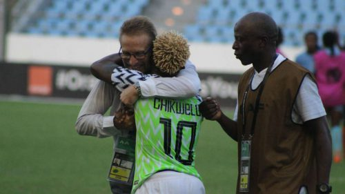 'They followed the match plan' - Thomas Dennerby hails Nigeria after South Korea win