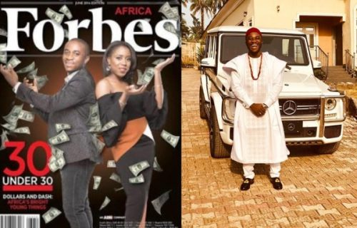 FBI arrests Forbes-rated young Nigerian billionaire and CEO of Invictus Group, Obinwanne Okeke