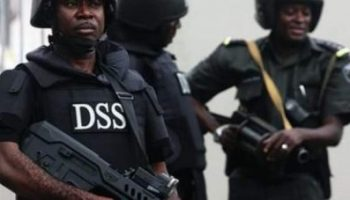 Some People Plotting To Set Nigeria On Fire - DSS