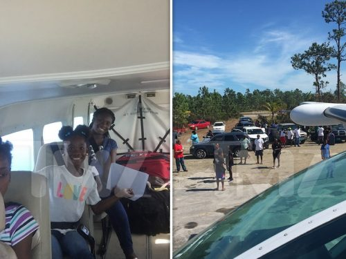 Tyler Perry sends packed seaplane relief to Hurricane Dorian hit Bahamas