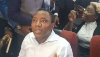 Sowore's bail maintained with two sureties also attached to the condition