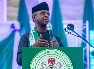 Osinbajo has asked for stiffer penalties for sex offenders in Nigeria