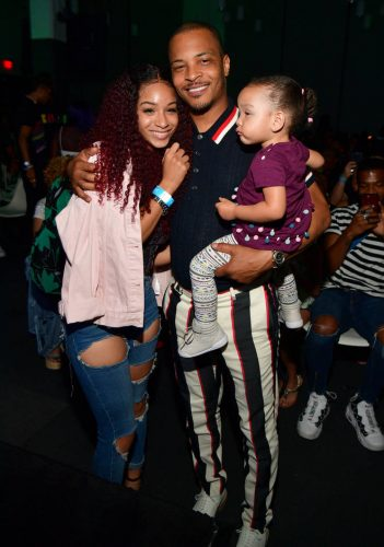 """Rapper T.I has apologised to his daughter, Deyjah Harris, after publicly revealing that he goes to the doctors with her to """"check her hymen"""""""