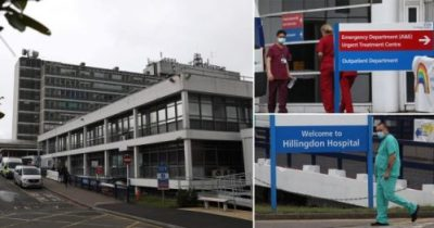 Hillingdon Hospital, England closes A&E after new outbreak of coronavirus