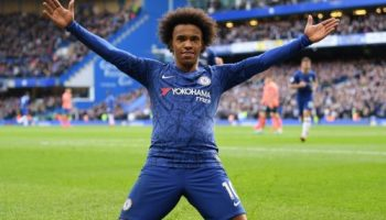 Arsenal looking to beat Barca, Inter, offers Brazilian and Chelsea forward, Willian three-year contract