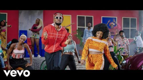 DOWNLOAD mp4: Simi x Patoranking – Jericho