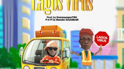 """DOWNLOAD Mp3: Peter Fresh – """"Lagos Virus"""" ft. IBJ"""