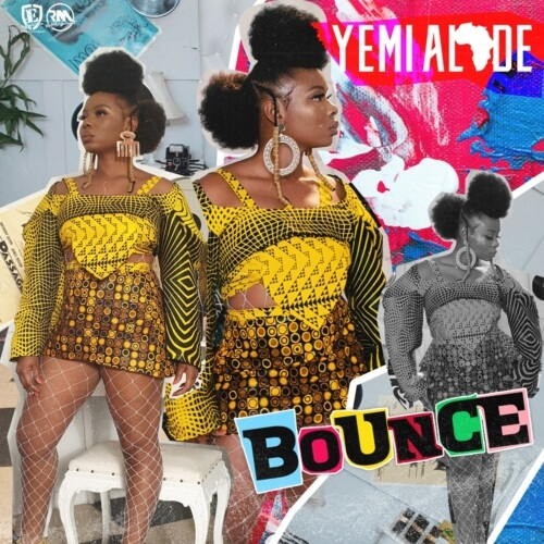 [Music Download] Yemi Alade – Bounce